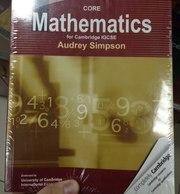 Книга Cambridge University press по математике