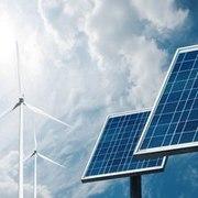 Солнечные и ветряные электростанции!