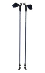Палки цельные Sanego на рост 175-180 см  для скандинавской ходьбы