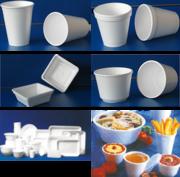 Пластиковая посуда для закупки