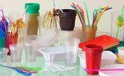 Одноразовая бумажная и пластиковая посуда