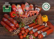Колбасные изделия и мясные деликатесы ТМ